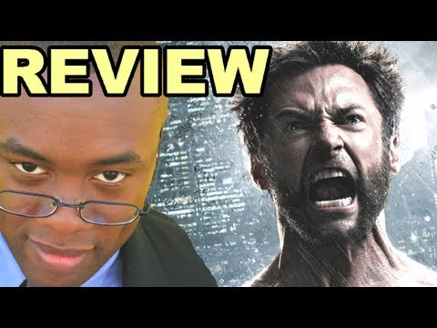 THE WOLVERINE MOVIE REVIEW : Black Nerd Reviews