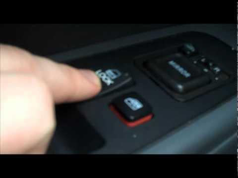 Service Tip: Auto Door Unlock
