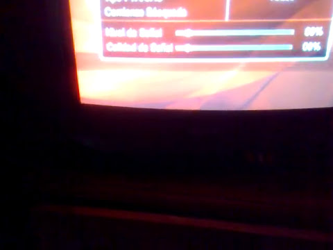 FTA En CHILE. Deco Telmex Con Hispasat Funcionando mas de 80 Canales Gratis