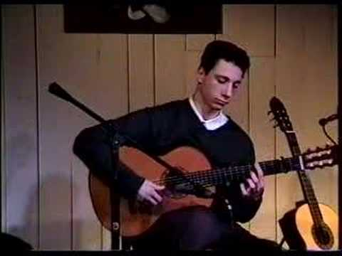 Spanish Guitar: Fandango by Paco de Lucia