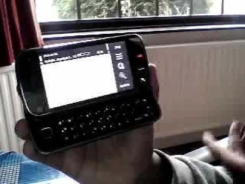 Nokia N97 32GB Internet Review/Wifi Etc
