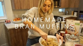 Low Calorie Bran Muffins