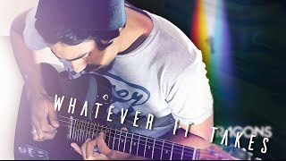 Download Lagu Imagine Dragons - Whatever It Takes - Andrey Henrique Guitar Cover Gratis STAFABAND