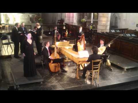 Claudio Monteverdi, Lamento della Ninfa, Vox Luminis, Kristen Witmer