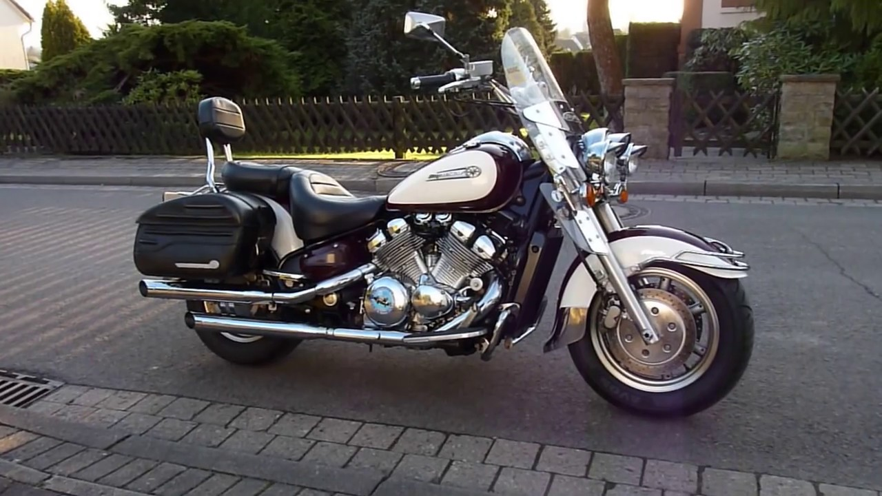 Yamaha Royal Star Cc