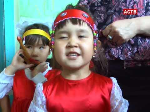Воспитанники детских садов с Аскиз День матери  26 11 17