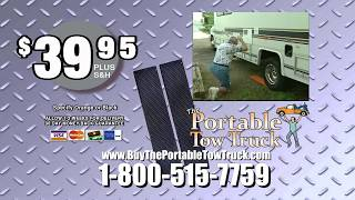 Latest Portable Tow Truck Commercial