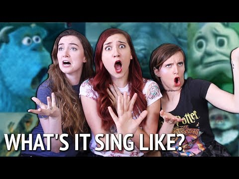 What's It SING Like?! CHALLENGE ft. Tessa Netting & Malinda Kathleen Reese