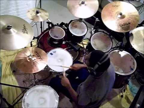 Victory - Tye Tribbett & G.A. (Drum Cover)
