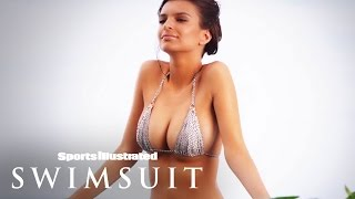 Emily Ratajkowski Topless Photoshoot & More | Intimates | Sports Illustrated Swimsuit