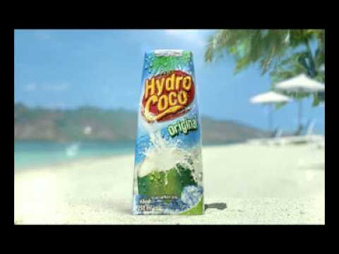 TVC Hydro Coco: New Name, New Pack