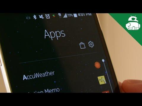 Nokia Z Launcher Quick Look!