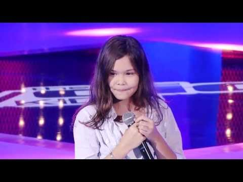 The Voice Kids Thailand - ซาช่า ชวิศา - I Surrender - 18 May 2013 video