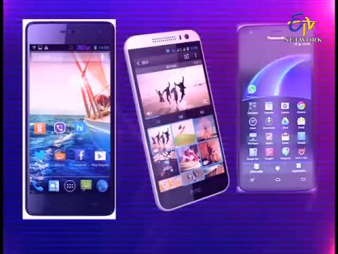 Tech Guru-htc Vs Micomax Vs Panasonic Mobiles-31st Aug 2014 video