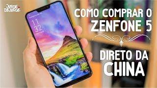 ★ Como comprar o ZENFONE 5 com DESCONTO direto da CHINA! Tutorial 2018 GearBest