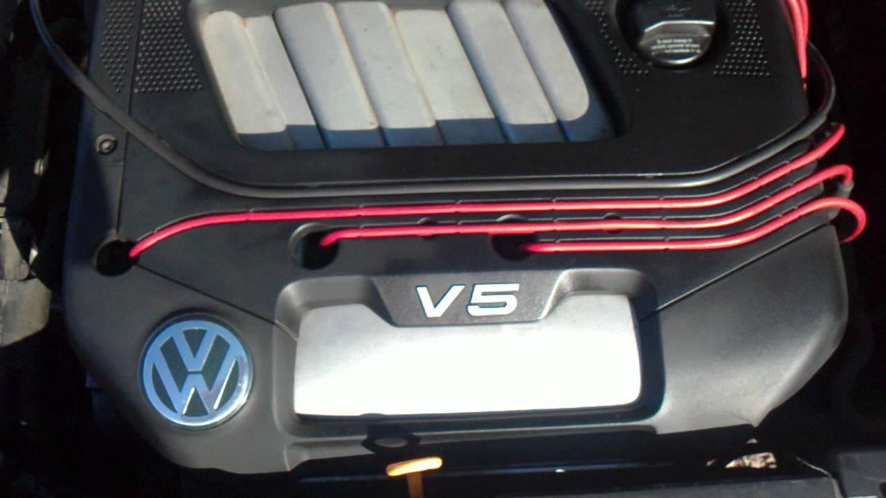vw golf v5 engine noise