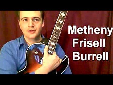 Jazz Guitar Greats: My Top 3 Influences