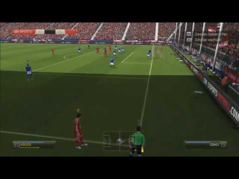 FC Bayern München - FC Schalke 04 5-1 | Buli 23. Spieltag | 01.03.2014 | Fifa