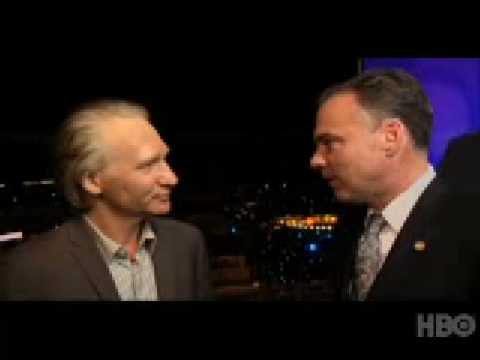 Bill Maher And Tim Kaine (DNC)