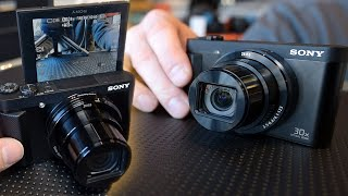 Sony DSC-HX80 Hands-On and Opinion