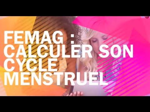 femag comment calculer son cycle menstruel youtube. Black Bedroom Furniture Sets. Home Design Ideas