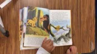 Disney Lion King Student Read Aloud