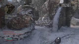 PS4 Live Übertragung von B-31711-B CALL OF DUTY ww2 waffenspiel black ops 4