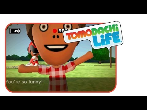 Our Baby girl GROWS UP!!!! | Tomodachi Life