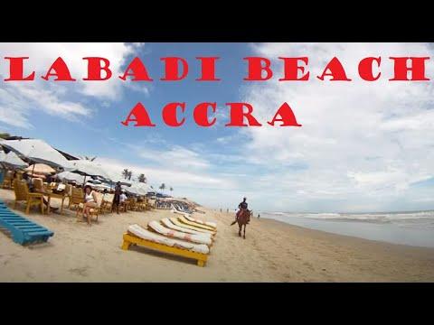 Labadi beach, Accra