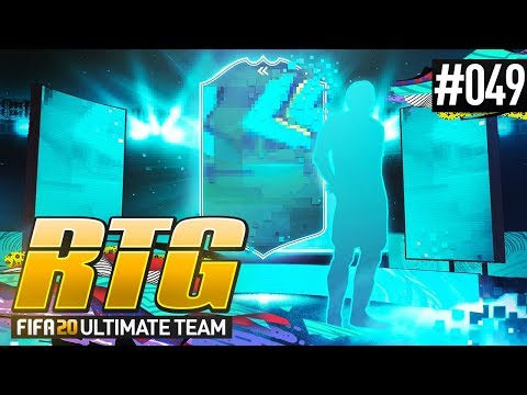 INSANE NEW SQUAD + FLASHBACK! - #FIFA20 Road to Glory! #49 Ultimate Team
