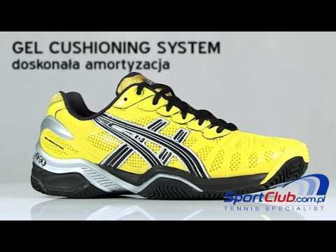 buty tenisowe ASICS GEL-RESOLUTION 3