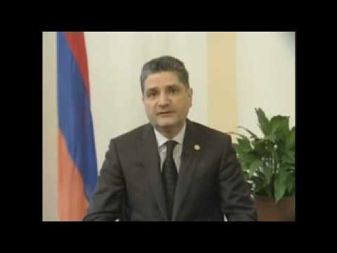 "Prime Minister of Armenia, Tigran Sargsyan, ""Traces"" Conference, Exrtacts on ""Armenian World"""