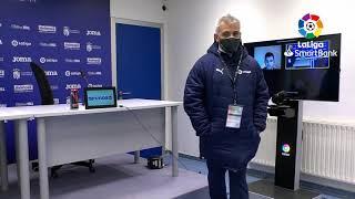 Rueda de prensa CF Fuenlabrada CD Tenerife