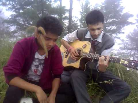 sajni pass bulao na guitar cover by...