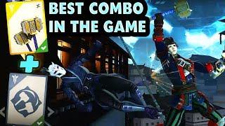 Shadow Fight 3. Bonecrushers Gameplay + Review. Cyclone + Breacher + Berserk = NEW META!