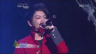 Big Bang - Haru Haru Acoustic Live [12.24.08]