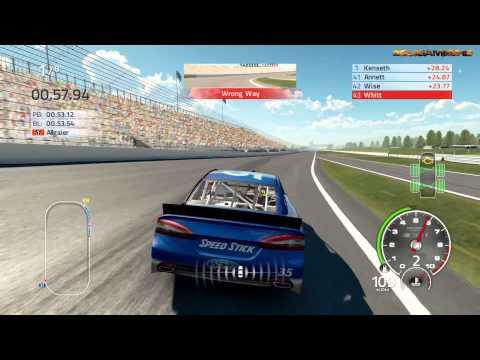 Nascar'15 Crash Compilation 27