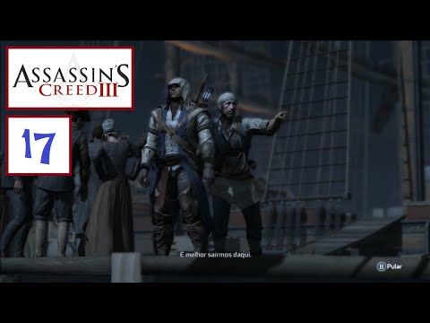 Assassin's Creed 3 - #17 A FESTA DO CHÁ (Gameplay PT-BR ) thumbnail