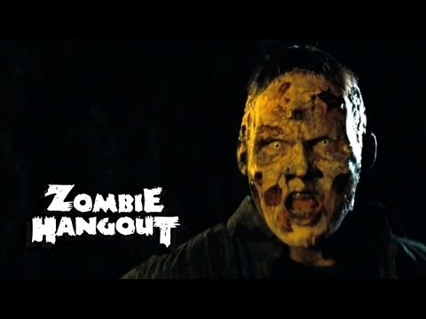 Day Of The Dead - Zombie Clip 6/10 Spears and Bullets (2008) Zombie Hangout