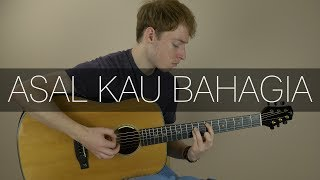 download lagu Armada - Asal Kau Bahagia - Fingerstyle Guitar Cover gratis