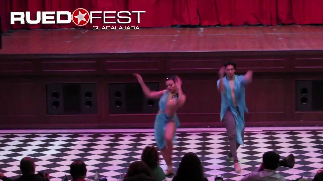 Claudia & Nacho | 1er Lugar, Parejas Amateur | RUEDAFEST 2017