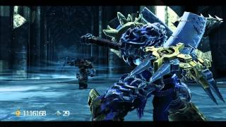 Darksiders 2 - The Crowfather / War [HD]
