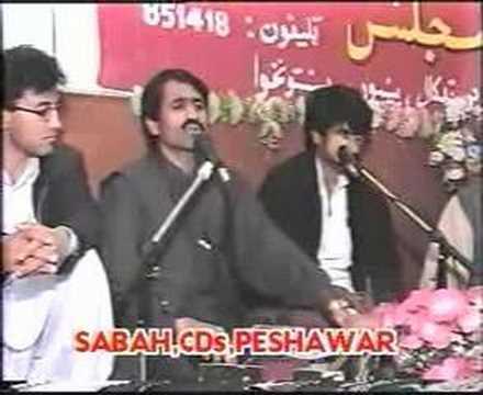 Ke De Cha Da Au Che Da -pashto Music- de Hujre Majless video
