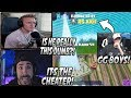 "Tfue & NickMercs Get ANNOYED After Former CHEATER ""Xxif"" Started To TARGET Them..."