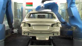BMW Dingolfing Plant Full HD Vol.4