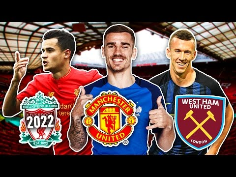 JANUARY TRANSFERS! - GRIEZMANN'S BROTHER HINTS AT MAN UTD MOVE! COUTINHO, PERI��I�� & MORE!