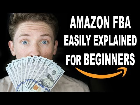 Amazon FBA For BEGINNERS The Ultimate Step By Step Guide 2018