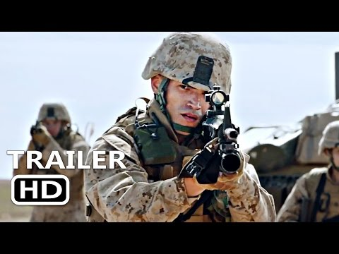 MEGAN LEAVEY Official Trailer (2017) Kate Mara, War Movie streaming vf