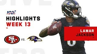 Lamar Jackson CANNOT Be Stopped | NFL 2019 Highlights
