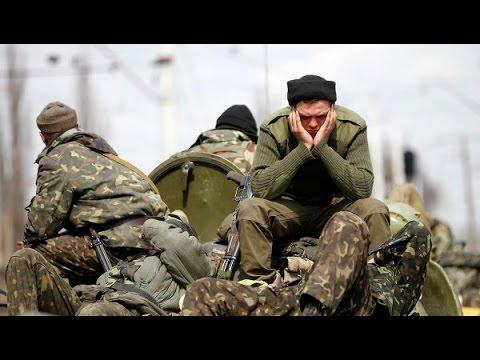 News Ukraine Konflikt 17.06.2015 - McCain fordert Waffen - Kerry Waffenruhe